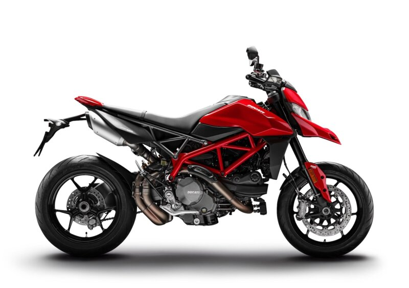 Complete kit for Ducati Hypermotard 950