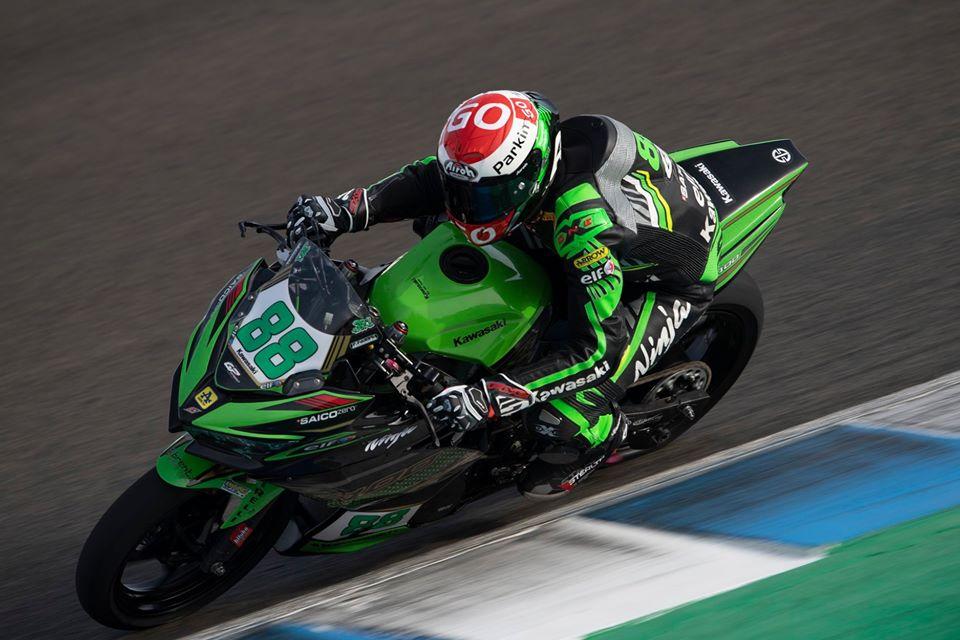 WSBK 2020 1° Round - Jerez