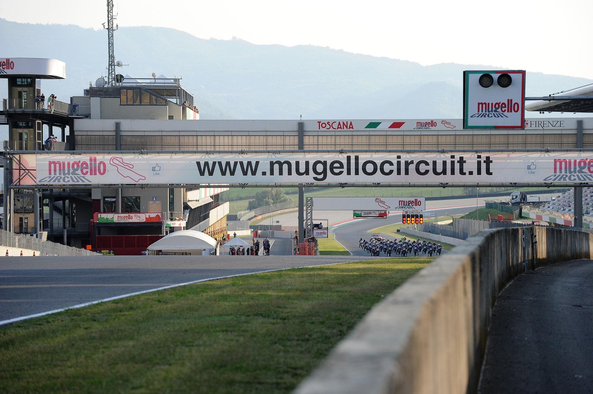 Coppa Italia 3rd Round - Mugello