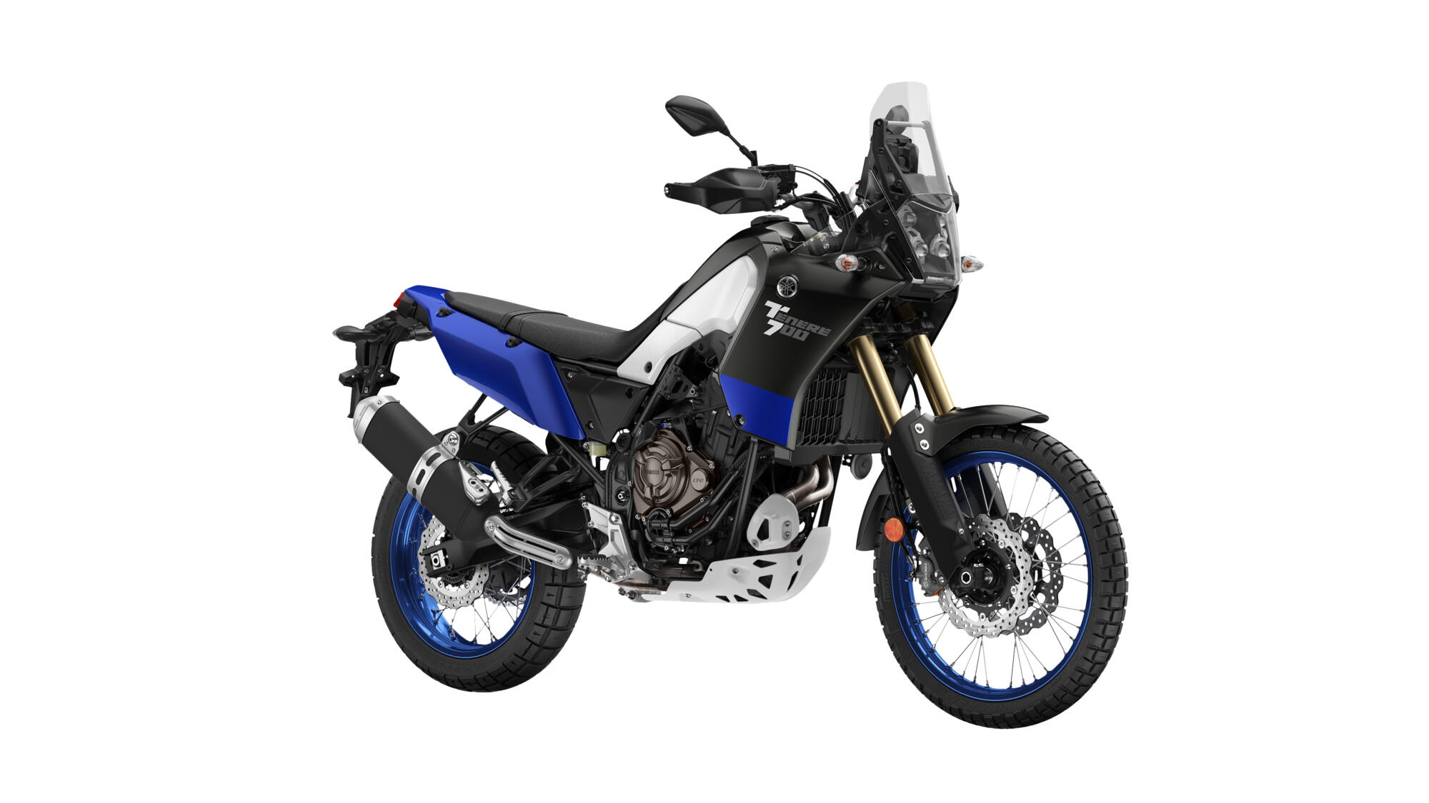 Neue Anwendungen für Yamaha tenere 700