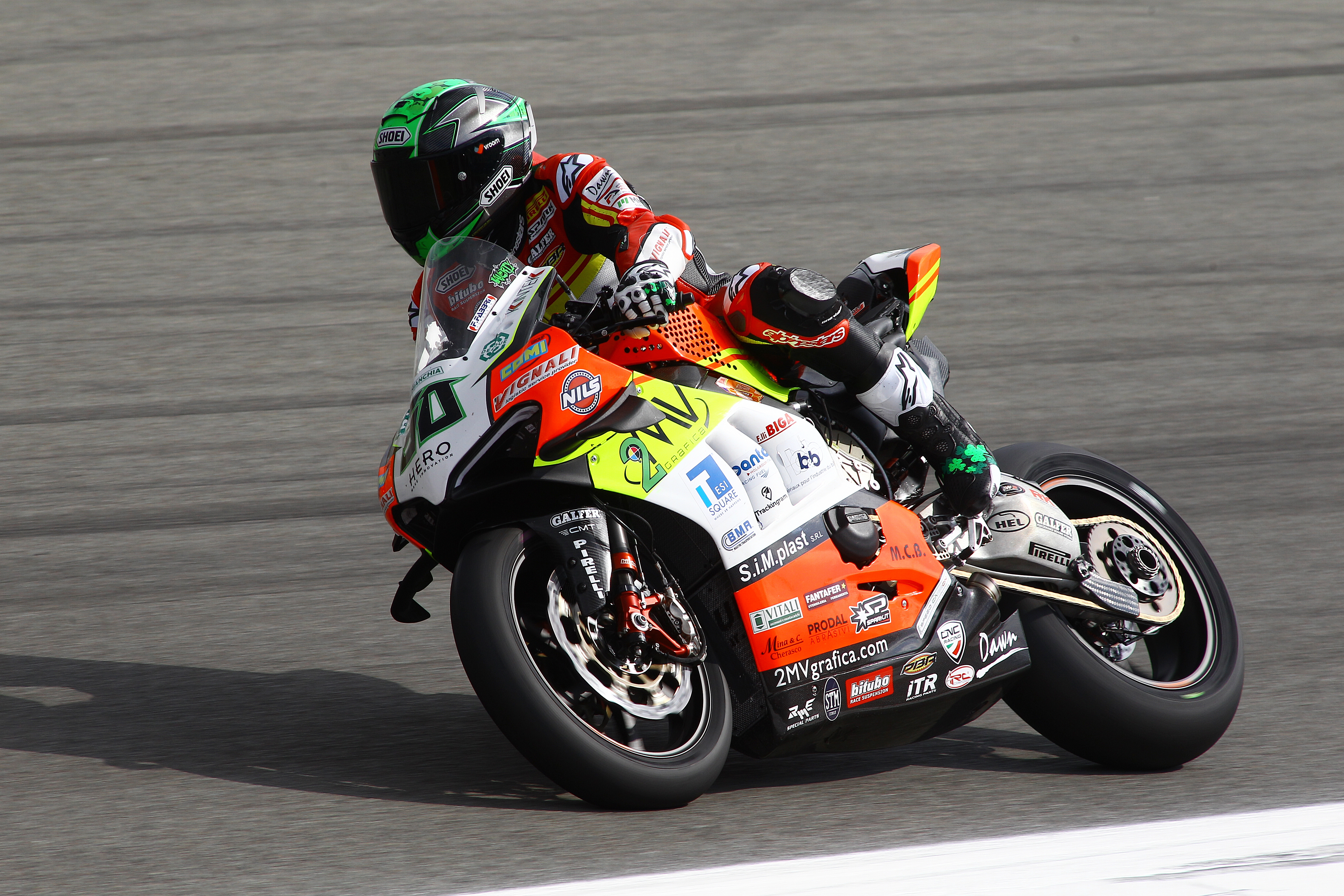 QUARTO ROUND WORLD SBK- ASSEN