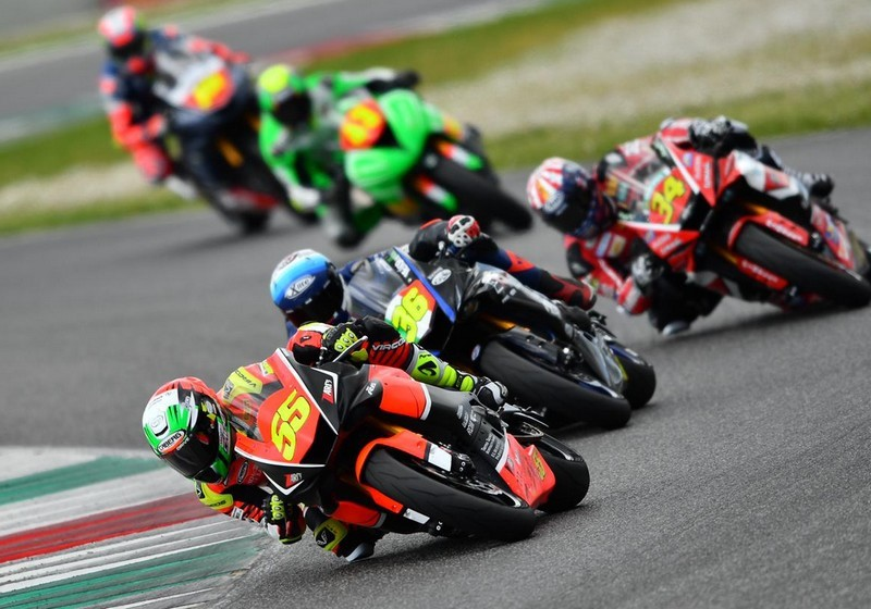 Second Round CIV- Mugello