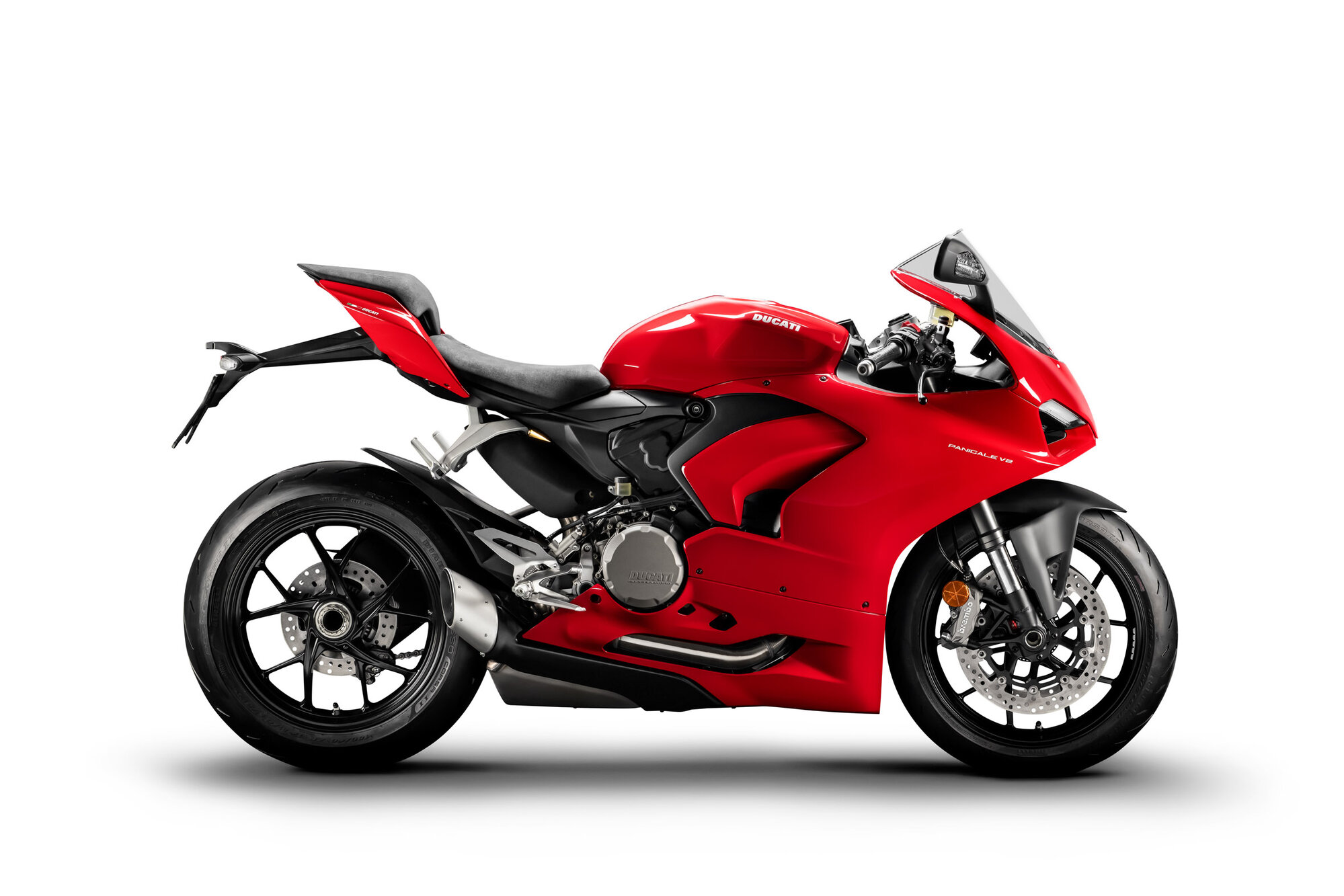 New Application for Ducati Panigale V2