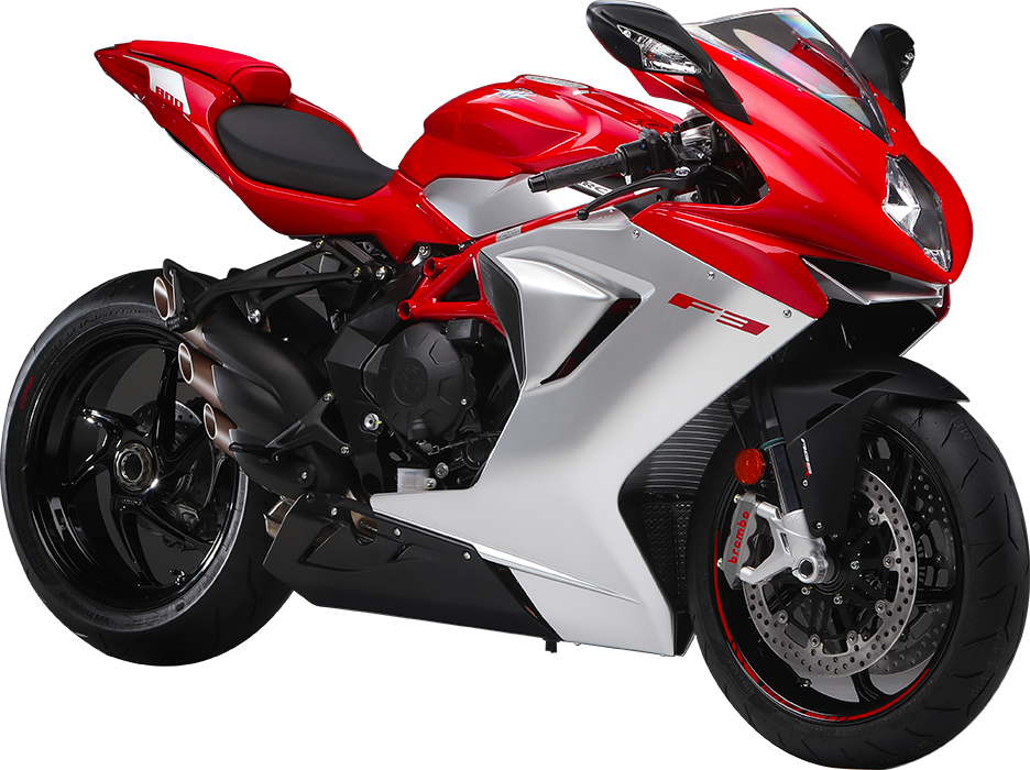 New products for MV Agusta F3