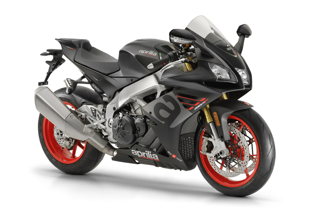 Complete kit for Aprilia RSV4