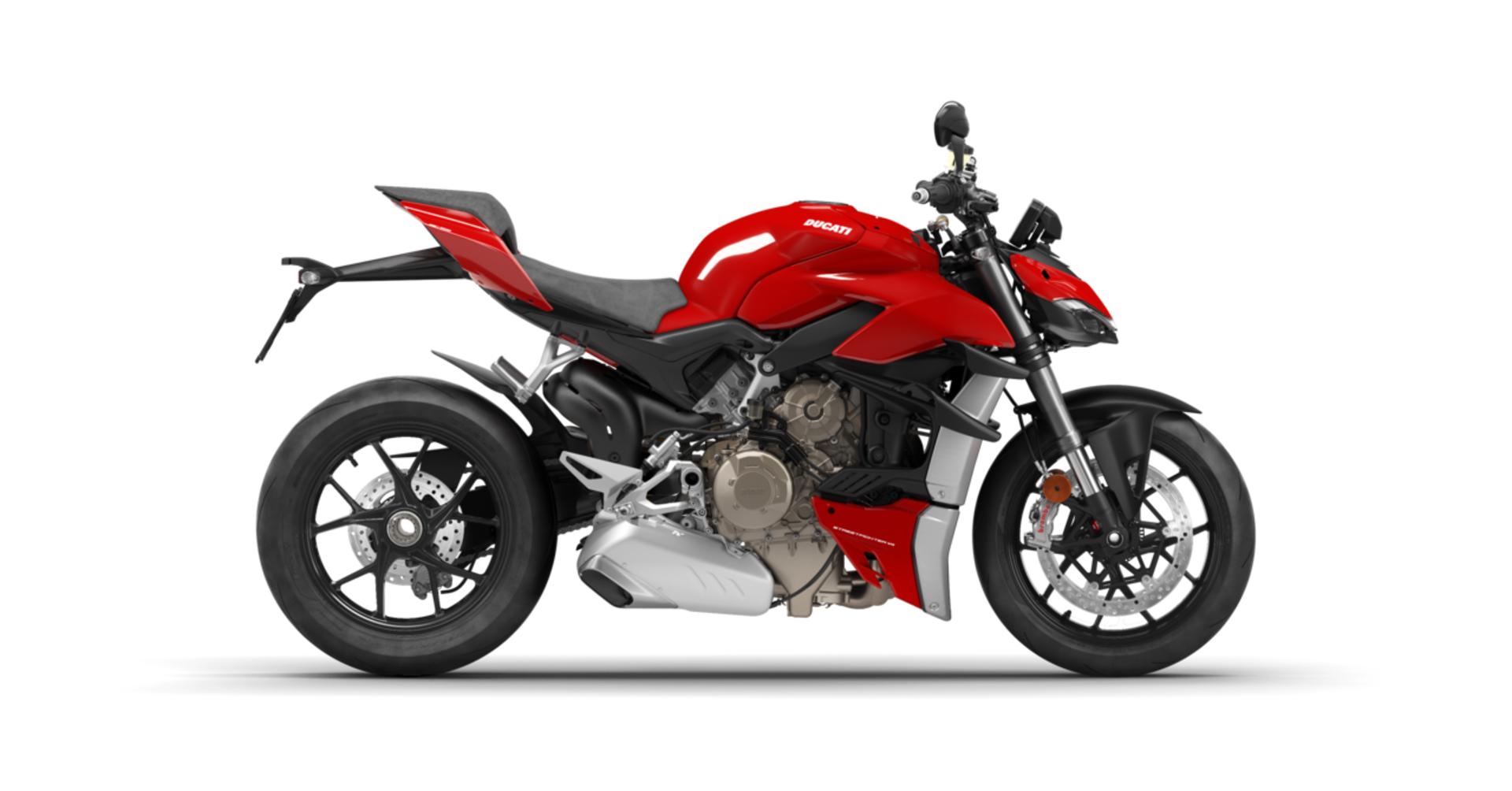 New Applications for Ducati Streetfighter V4