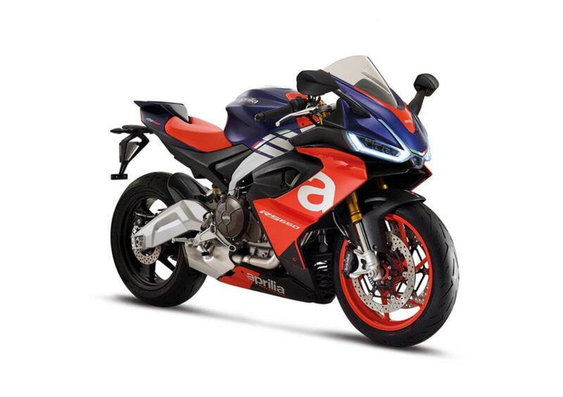 New application for Aprilia RS 660