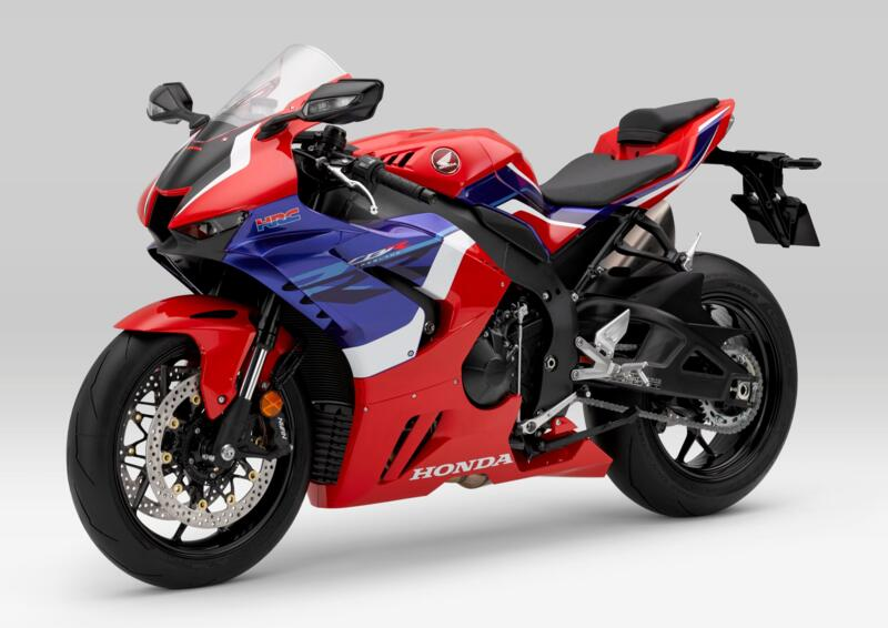 New products for Honda CBR1000
