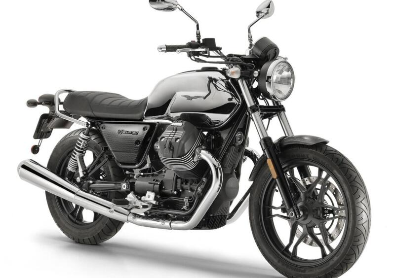 New products for Guzzi