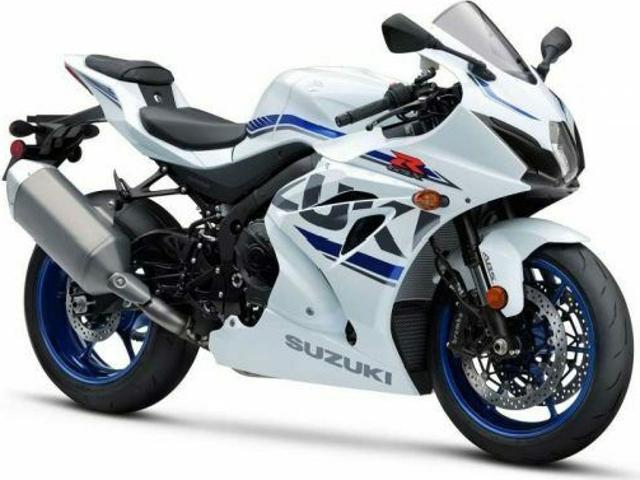 New suspensions for Suzuki GSX-R1000