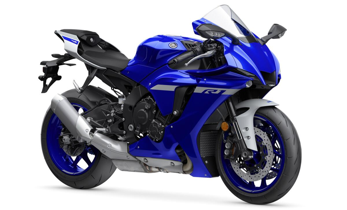 New suspensions for Yamaha R1