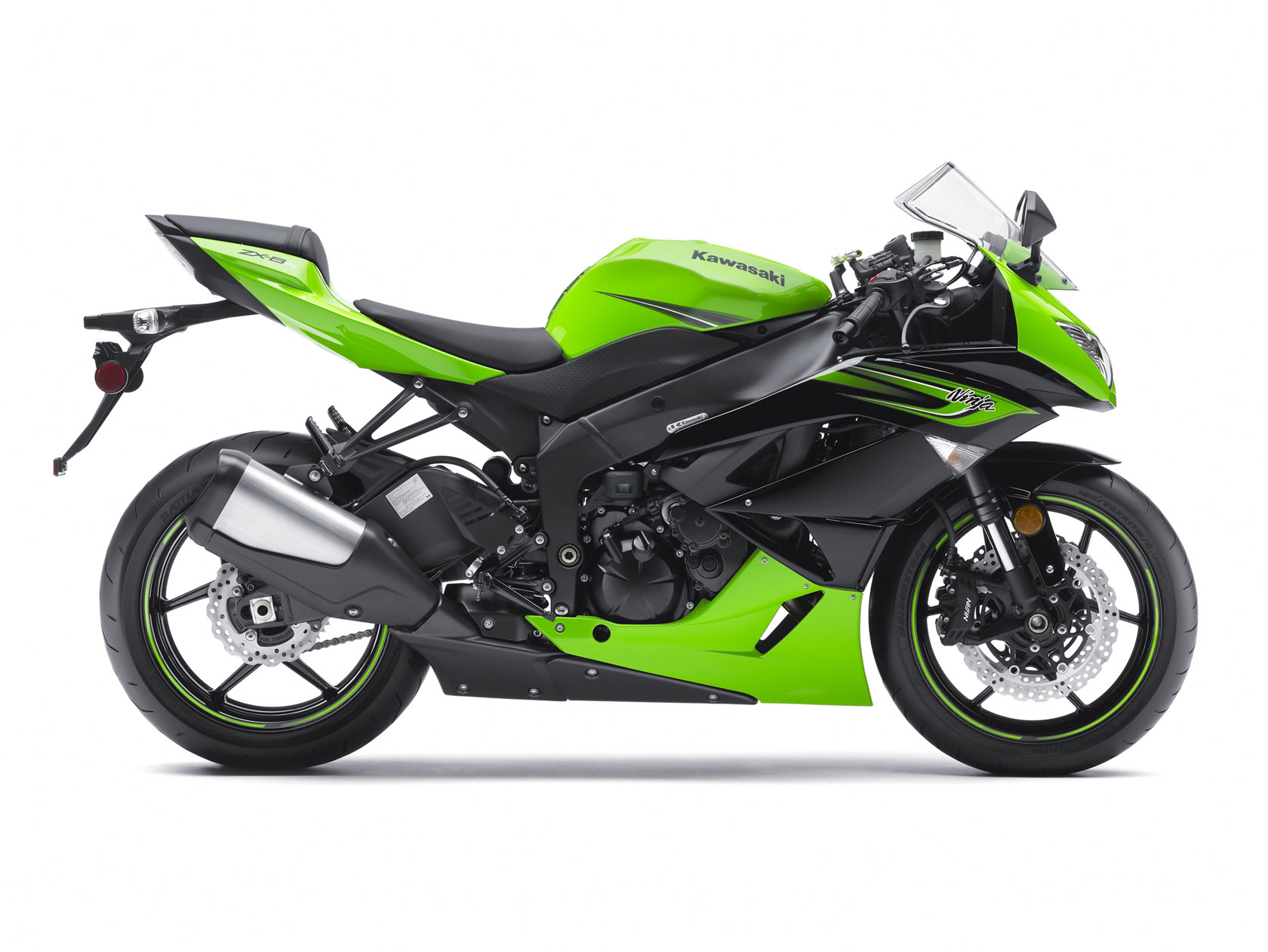 Front kit for Kawasaki ZX-6R