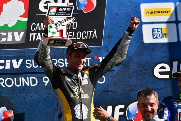 CIV AT MUGELLO CIRCUIT: THE VICTORIES OF BITUBO RIDERS