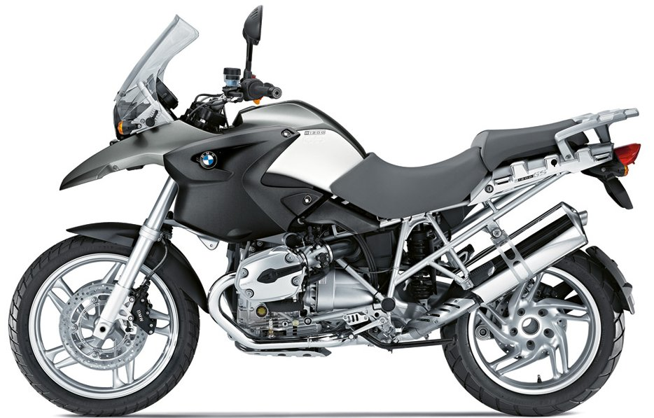 Disponibile il mono posteriore per BMW R1200 GS